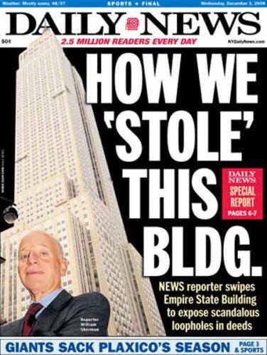 New York Daily News – City ed – Daily & Sunday