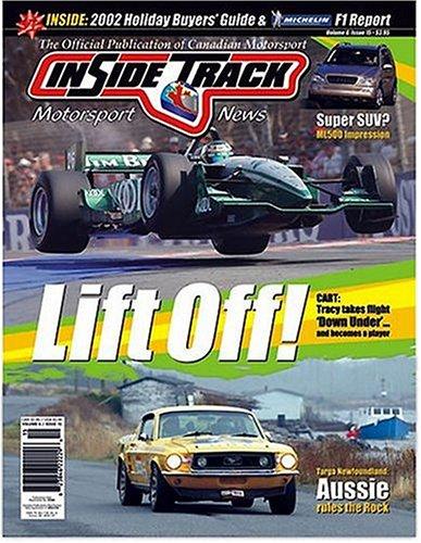 Inside Track Motorsport News