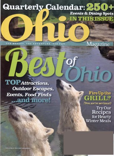 Ohio Magazine (1-year auto-renewal)