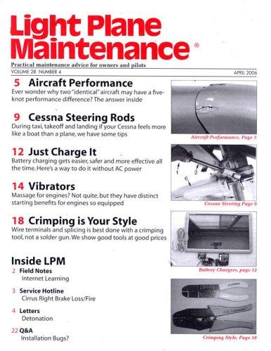Light Plane Maintenance