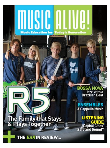 Music Alive – Basic Subscription