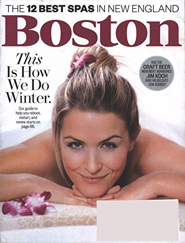 Boston Magazine (1-year auto-renewal)