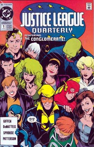 DC COMICS – JUSTICE LEAGUE QUARTERLY