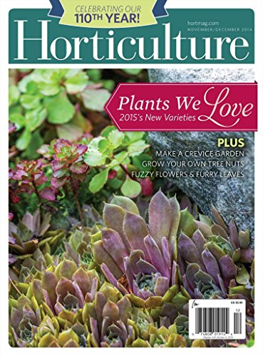 Horticulture (1-year auto-renewal) [Print +Kindle]
