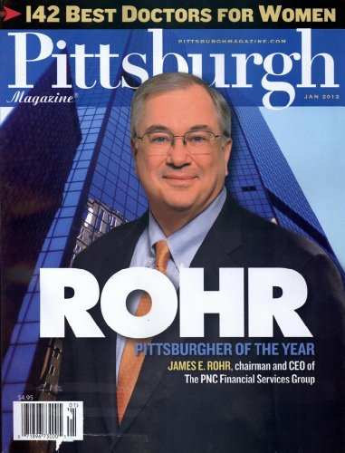 Pittsburgh Magazine (1-year auto-renewal)