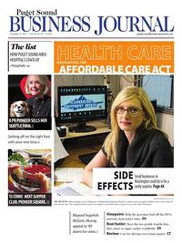 Puget Sound Business Journal – Prt + Onl