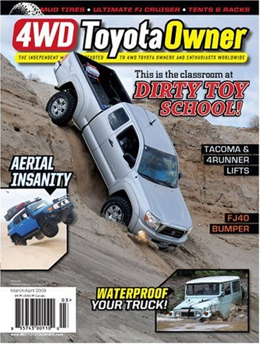 4wd Toyota Owner