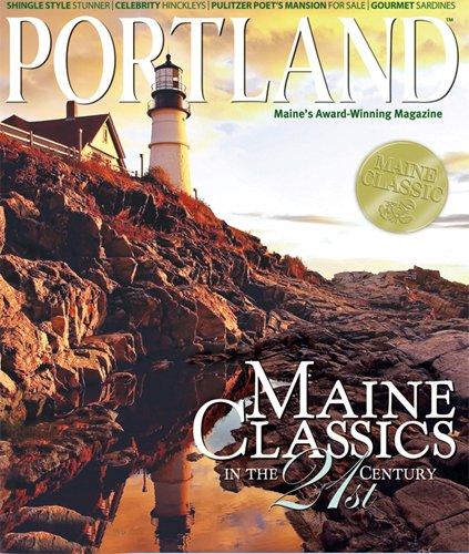Portland : Maines City Magazine