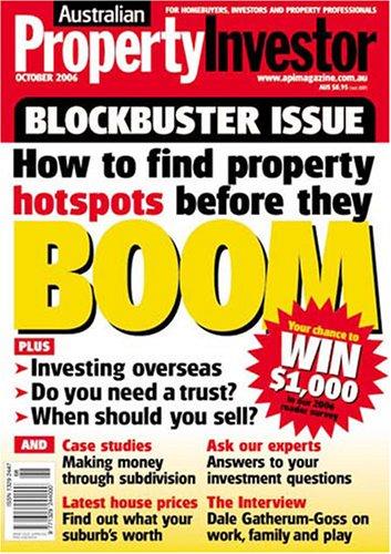 Australian Property Investor – Australian Commercial Publish