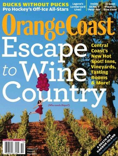 Orange Coast (1-year automatic renewal)