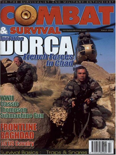 Combat & Survival Magazine