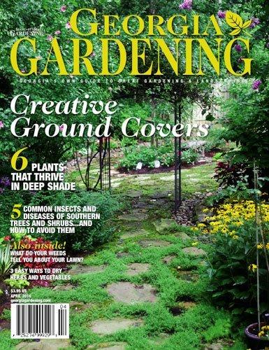 Georgia Gardening Magazine