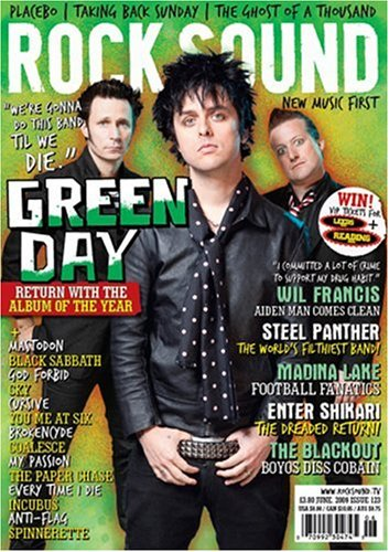Rock Sound – Uk Edition