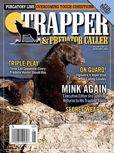 Trapper & Predator Caller (1-year) [Print + Kindle]