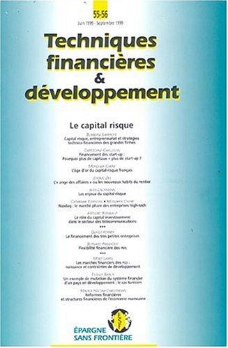 Techniques Financieres Et Developpement