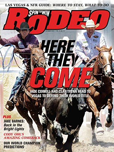 Spin to Win Rodeo (1-year)ÿ