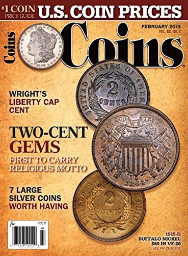 Coins Magazine (1-year auto-renewal) [Print + Kindle]