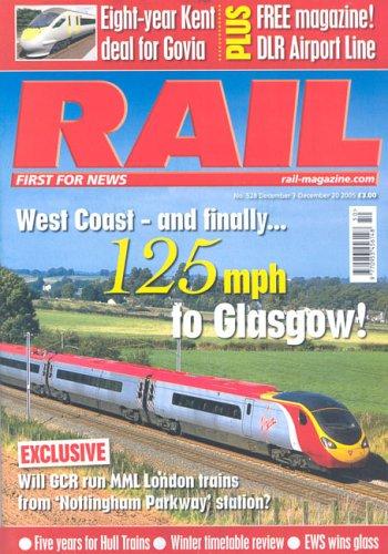 Rail – England