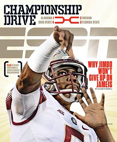 ESPN The Magazine (1-year auto-renewal)