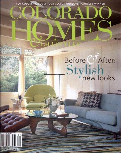 Colorado Homes & Lifestyles (1-year auto-renewal)