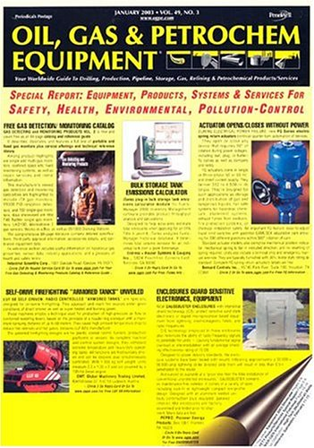 Oil Gas & Petrochemical Equipment