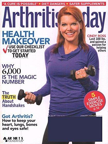 Arthritis Today (1-year auto-renewal)