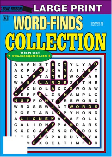 Blue Ribbon Word – Finds