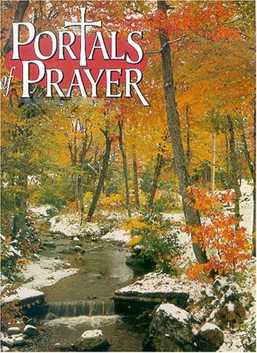 Portals of Prayer – Large Print ed
