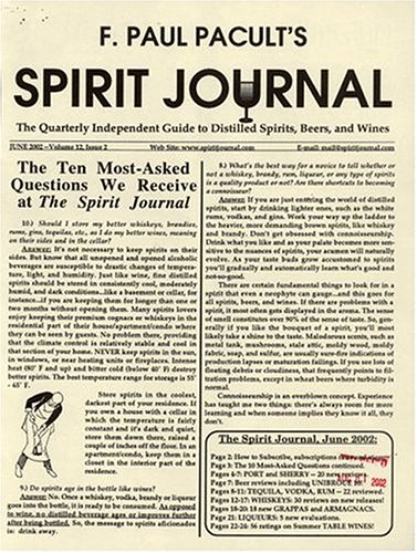 F Paul Pacults Spirit Journal