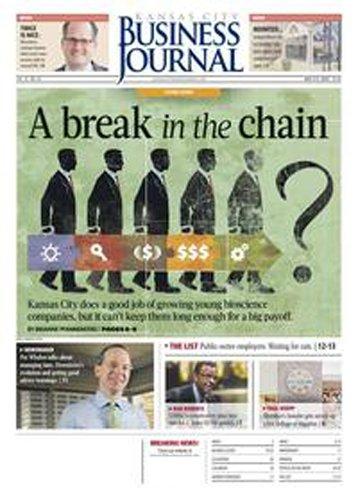 Kansas City Business Journal – Prt + Onl