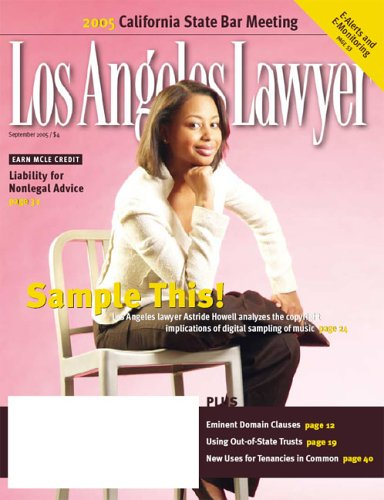 Los Angeles Lawyer