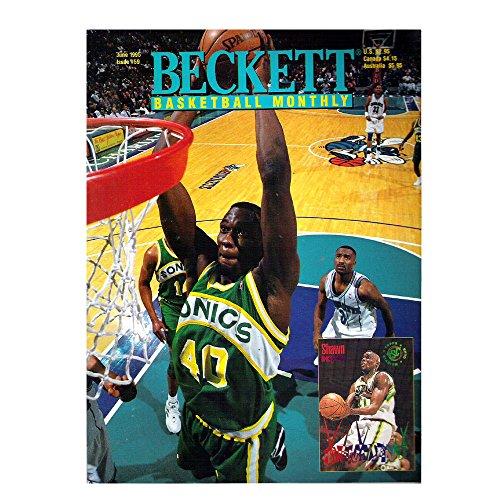 Beckett Basketball Monthly June 1995 Issue #59