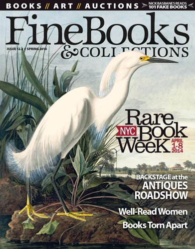 Fine Books & Collections