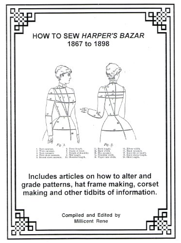 How to Sew Harper's Bazar