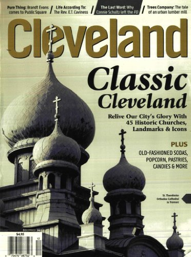 Cleveland Magazine (1-year auto-renewal)