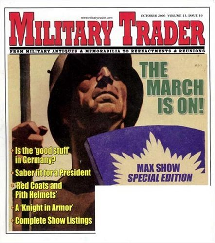 Military Trader (1-year auto-renewal) [Print + Kindle]
