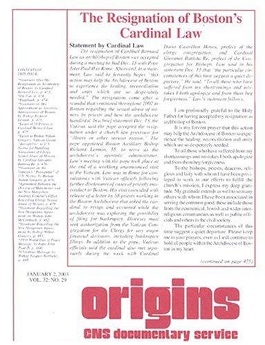 Origins – Washington Dc