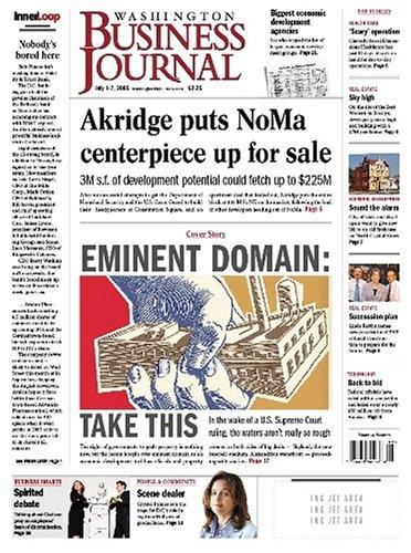 Washington Business Journal – Print + Online