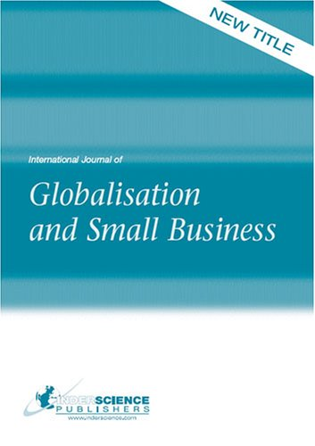 International Journal of Globalisation and Small Business