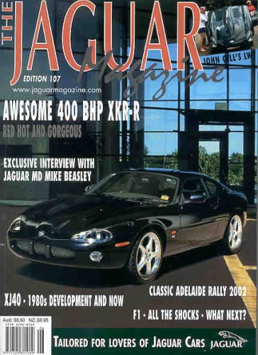 Jaguar Magazine