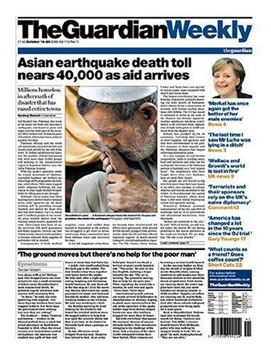 Guardian – Weekly Edition