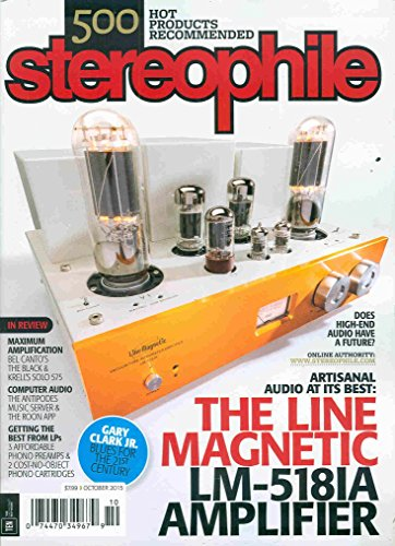Stereophile – 1 Year Auto Renewal