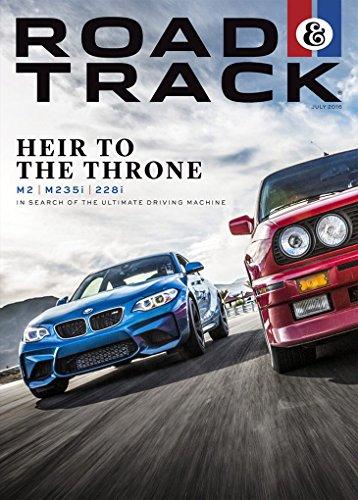 Road & Track Print Access