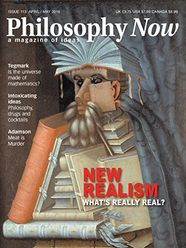 Philosophy Now – 1 Year