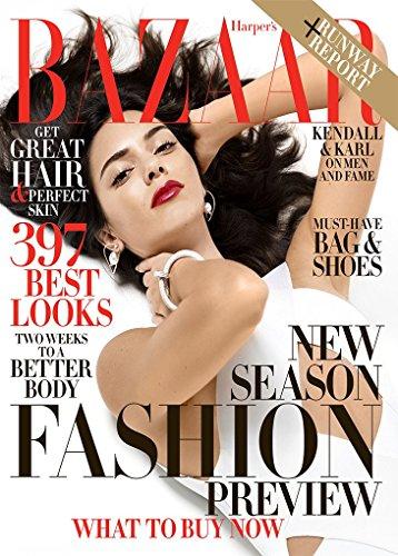 Harper's Bazaar Print Edition