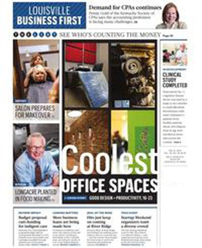 Louisville Business First – Print + Online