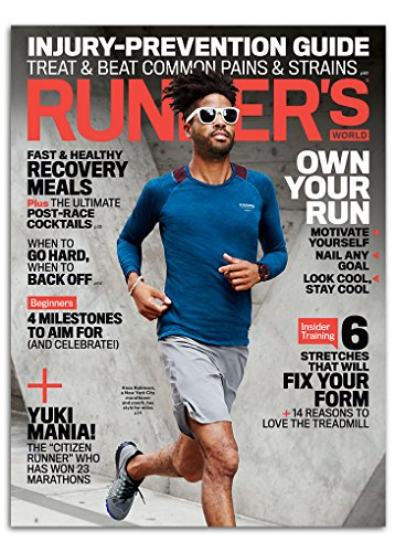 Runner's World Print Access