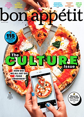 Bon Appétit Print Magazine