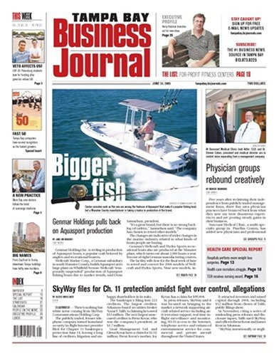 Tampa Bay Business Journal – Print + Online