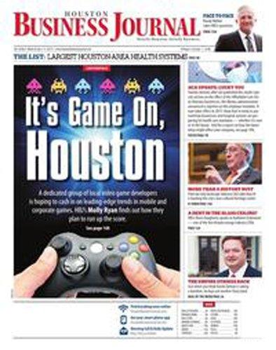 Houston Business Journal – Print + Online